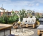 Ý tưởng thiết kế sân thượng cho nhà phố đẹp