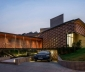 Ngôi nhà mang khối hình học kim loại đặc biệt ở Ấn Độ