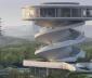 """""""Tòa tháp UFO"""" với góc nhìn 360 độ ở Trung Quốc"""