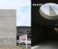 Ngôi nhà bằng bê tông đúc kỳ lạ ở Nhật Bản