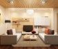 Trang trí phòng khách nhà vuông cho căn hộ chung cư