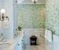 Cách lựa chọn giấy dán tường phòng tắm thêm đẹp mắt