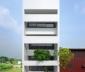 Nhà phố 4 tầng ấn tượng trên khu đất nhỏ tại Bắc Ninh