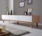 Mẫu tủ kệ gỗ trang trí cho nhà thêm ấn tượng