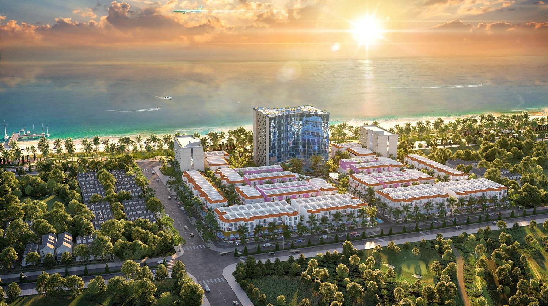 Tổ hợp nghĩ dưỡng Kallias Complex City Phú Yên 1