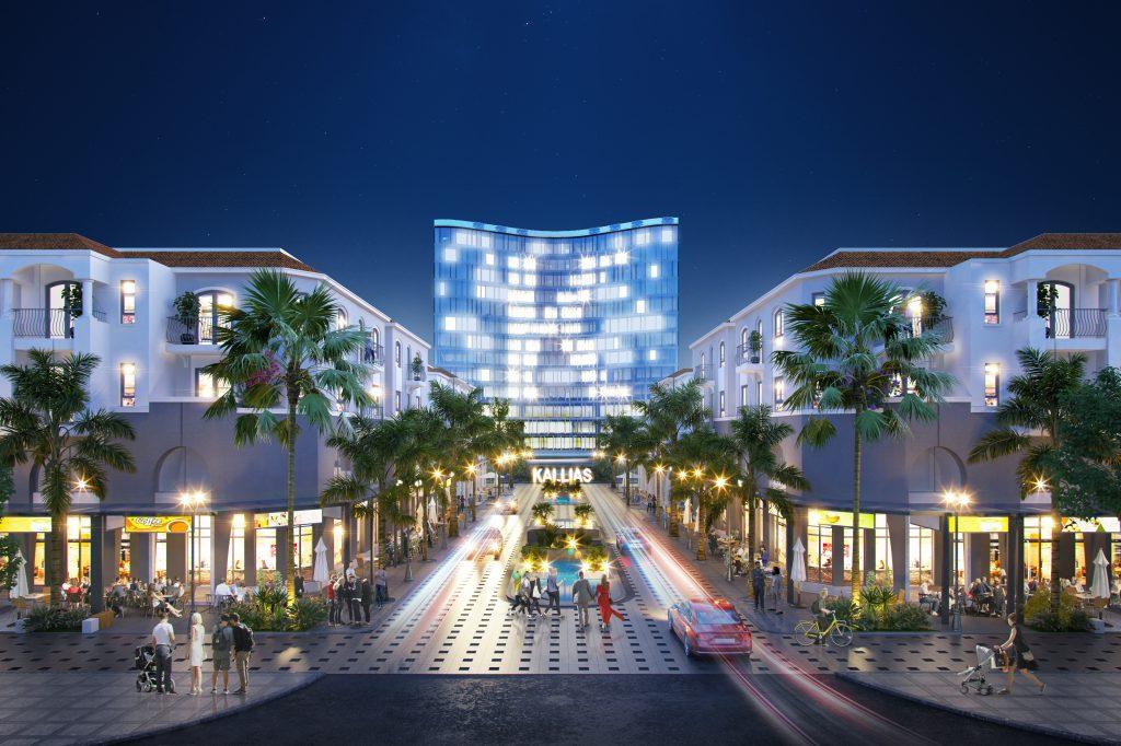 Tổ hợp nghĩ dưỡng Kallias Complex City Phú Yên 2