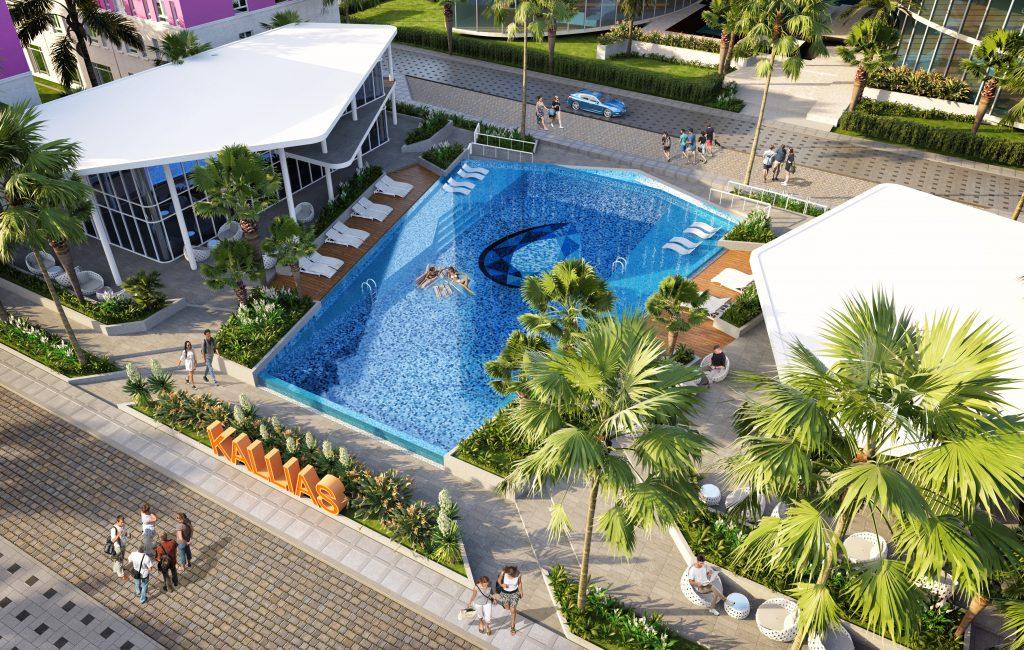 Tổ hợp nghĩ dưỡng Kallias Complex City Phú Yên 4