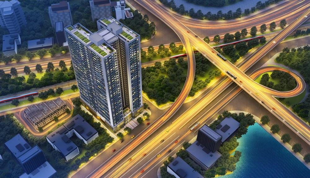 Căn hộ Hoàng Huy Grand Tower Hải Phòng