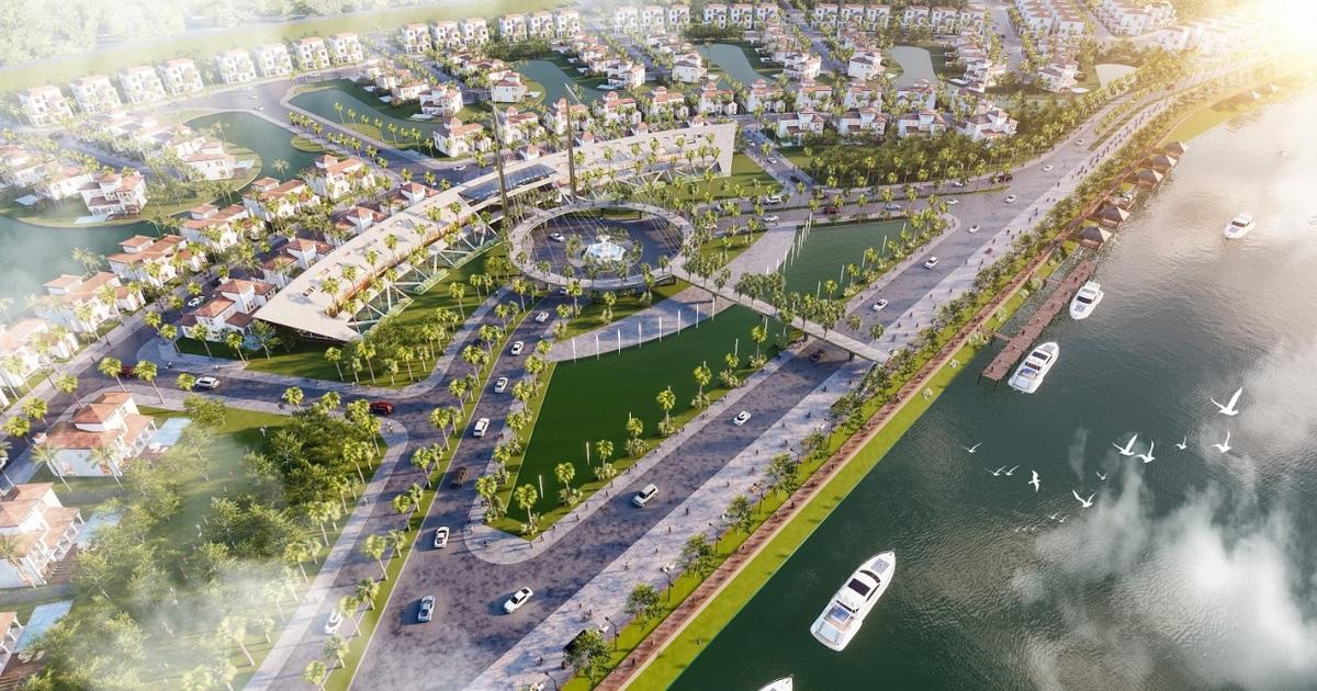 Khu đô thị Sunshine Heritage Resort Hà Nội