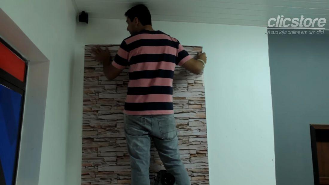 2 cách dán giấy dán tường giúp tân trang ngôi nhà như mới