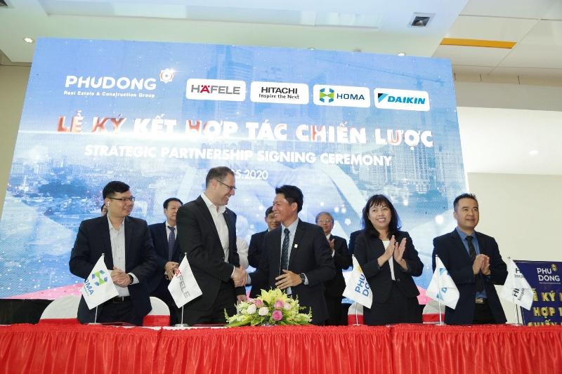 Phú Đông Group sắp tung ra thị trường dự án mới