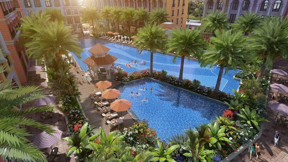 Phu Quoc Marina Square – mô hình boutique hotel hấp dẫn củađảo ngọc Phú Quốc
