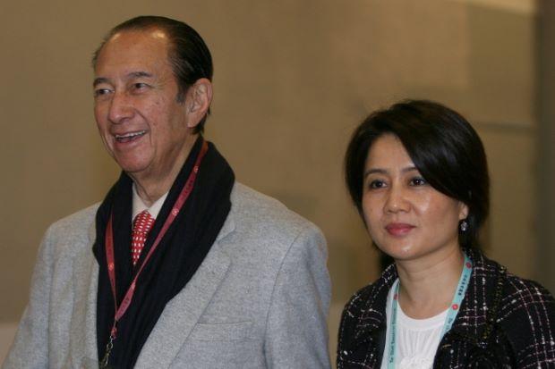 Vợ thứ 4 của trùm sòng bài hiện nắm giữ khối tài sản ròng ước tính 3,7 tỷ USD. Ảnh: Reuters.