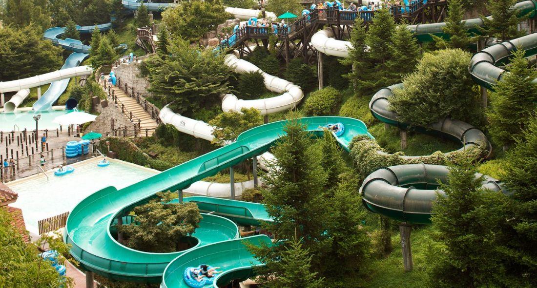 Công viên nước chuẩn quốc tế đầu tiên do Samsung tư vấn vận hành tại Phú Quốc