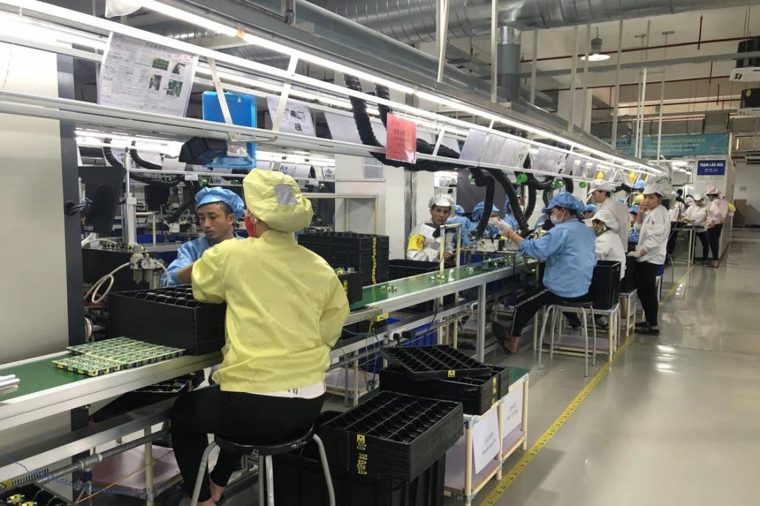 Bất động sản Việt Nam chờ làn sóng di cư từ các công ty nước ngoài