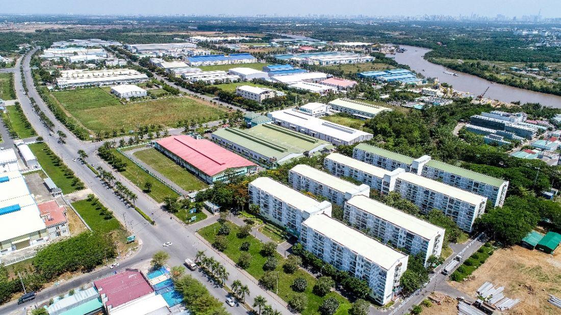 Bất động sản công nghiệp lên ngôi, giá đất lân cận tăng liên tục