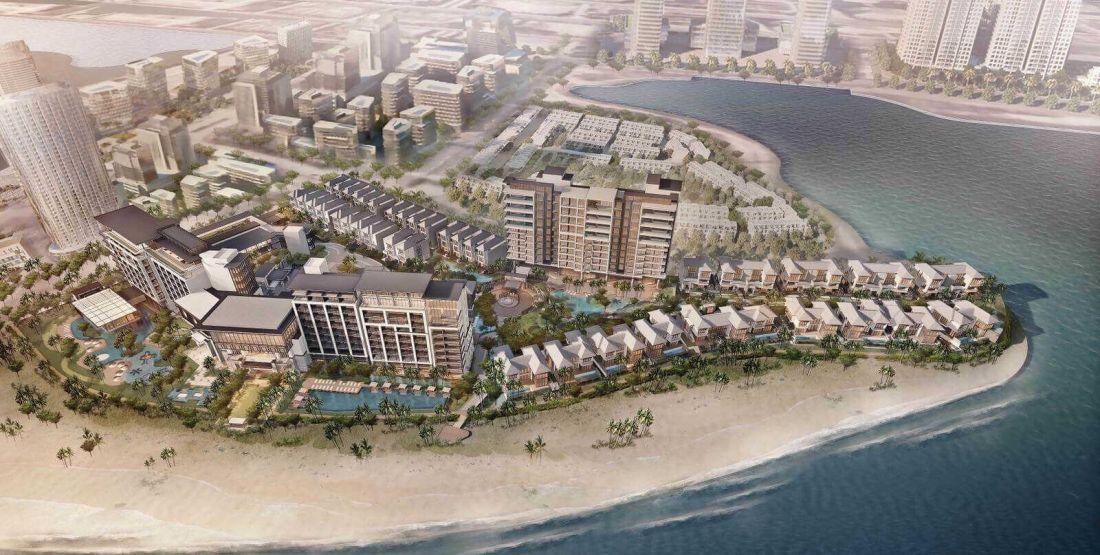 Tổ hợp biệt thự, khách sạn InterContinental Halong Bay – Halong Marina