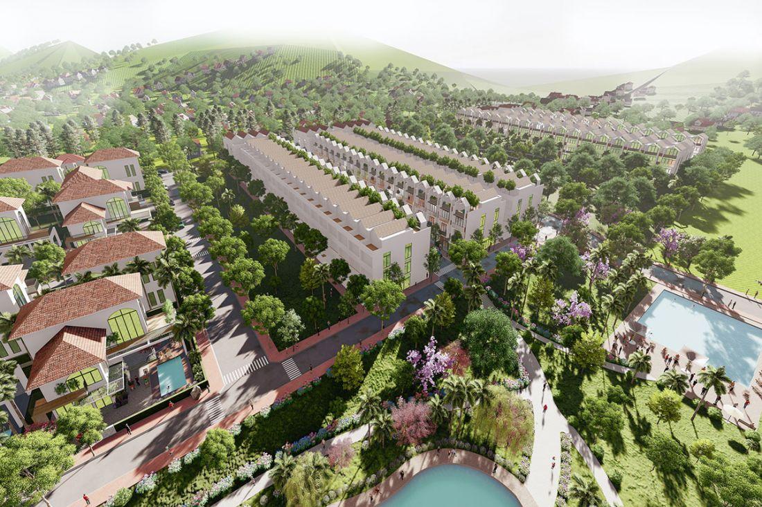 Đất nền Bảo Lộc Park Hills Lâm Đồng