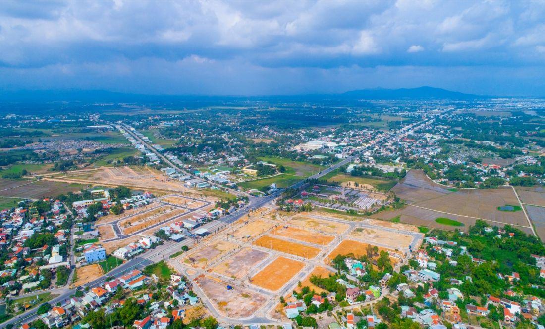 Đất nền Green Home Quảng Nam