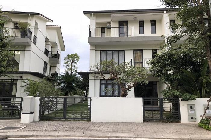 Tổ hợp biệt thự, nhà liền kề Vinhomes Thăng Long Hà Nội
