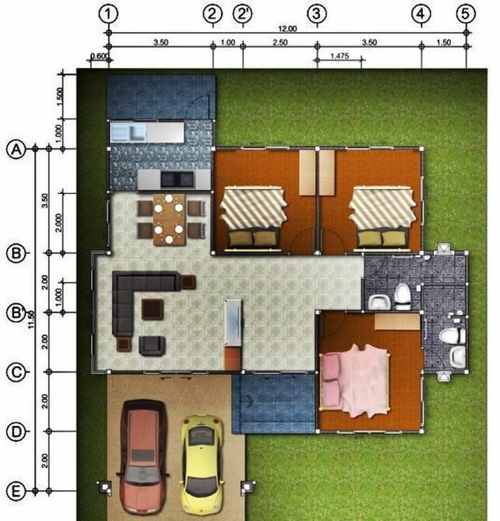 4 mẫu thiết kế biệt thự mini đẹp