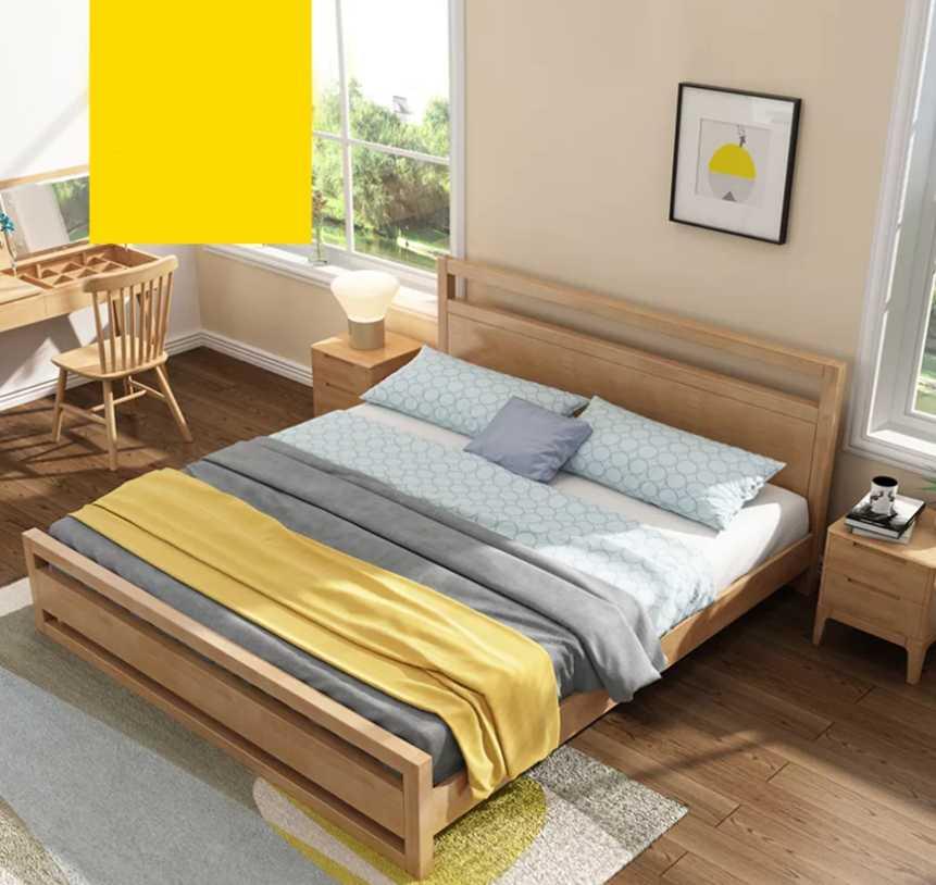 Tổng hợp mẫu giường ngủ đẹp năm 2020