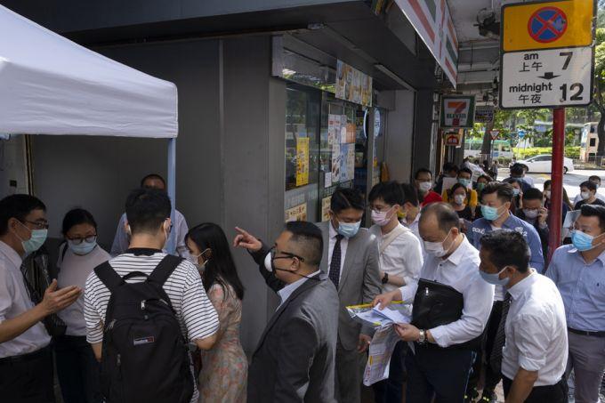 Bất động sản Hồng Kông đứng trước nguy cơ tụt hạng