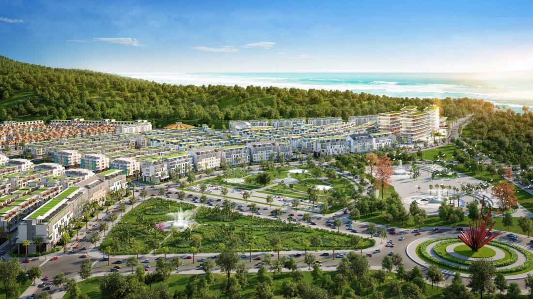 Phú Quốc lên thành phố, bất động sản đô thị sẽ là tâm điểm