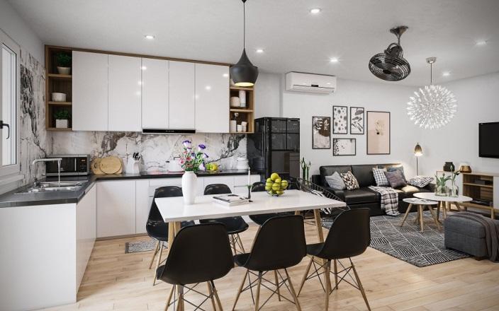 Làm thế nào để có không gian bếp như ý - Ảnh 1