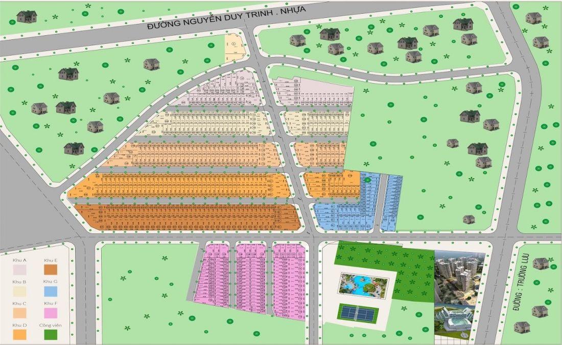 Đất nền Nam Khang Residence Quận 9