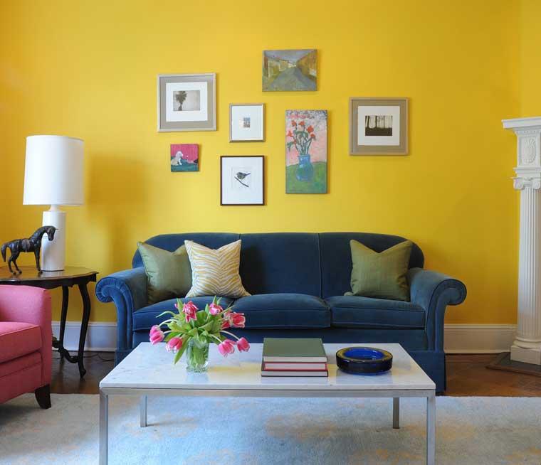 Gia chủ mệnh Kim hợp màu gì trong thiết kế nội thất