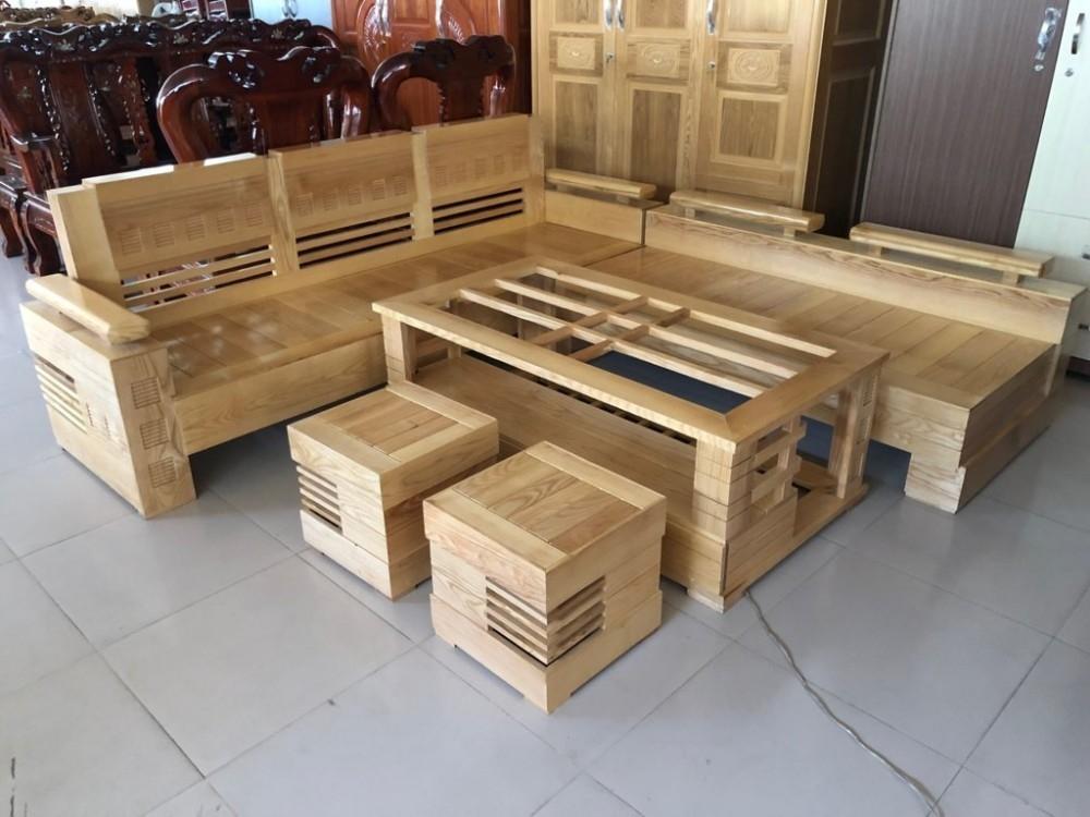 Ứng dụng của gỗ dổi trong thiết kế nội thất