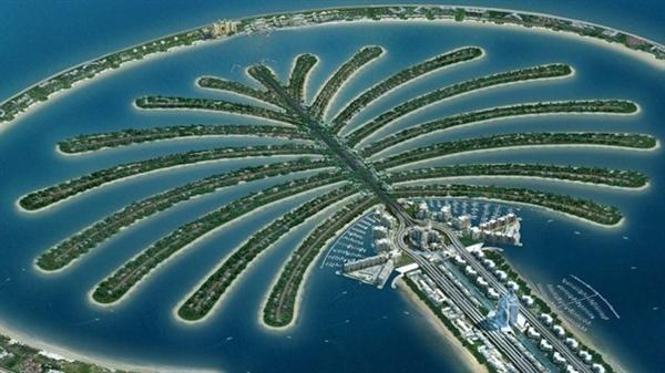 """Những dự án lấn biển """"tầm cỡ"""" trên thế giới"""