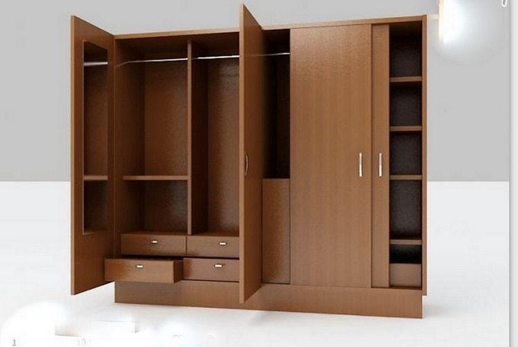 Tủ hồ sơ bằng gỗ công nghiệp melamine