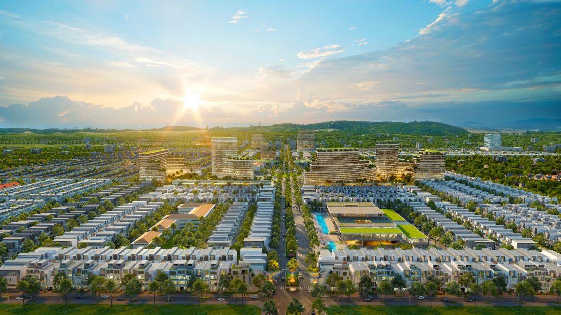 KITA Group bắt tay 5 đơn vị phân phối phân khu The Central - đại đô thị Stella Mega City