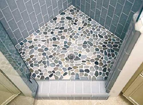 Không để nền nhà vệ sinh cao hơn phòng ngủ.