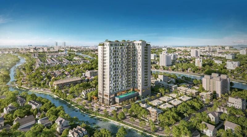 Quy mô dự án căn hộ Happy One Premier Quận 12