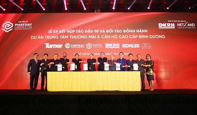 Phát Đạt và Danh Khôi tiếp tục bắt tay phát triển dự án ở Thuận An, Bình Dương.
