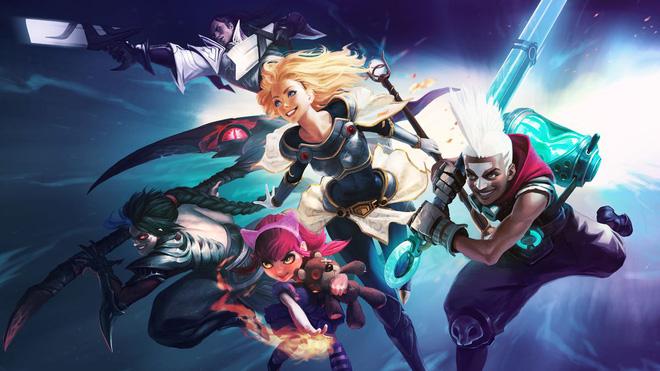 Liên Minh Huyền Thoại là một trong những tựa game đình đám của Tencent khi họ quyết định mua lại 100% cổ phần của Riot Games vào năm 2015.