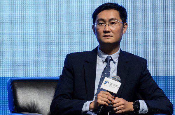 CEO Tencent Mã Hóa Đằng