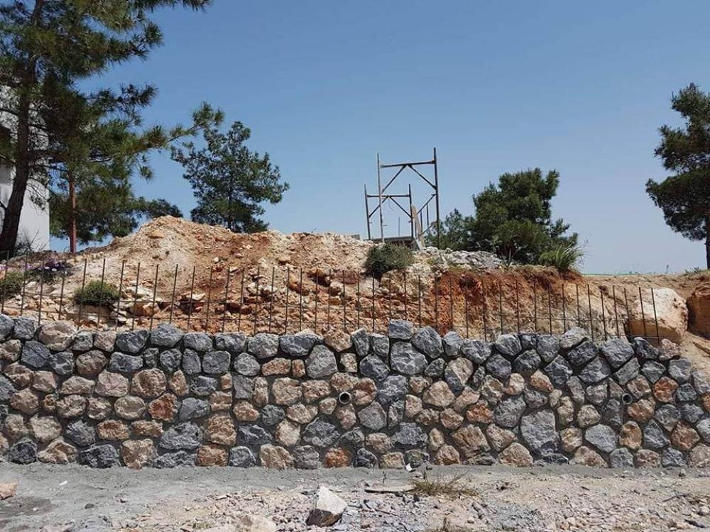 Ứng dụng của đá hộc trong xây dựng