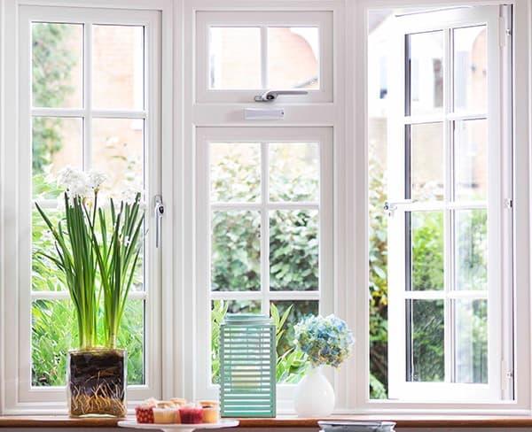 Lựa chọn kích thước cửa sổ