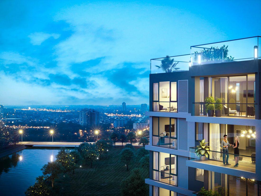 Villacondo 5 sao tại trung tâm quận 7 có giá chỉ 45 triệu/m2