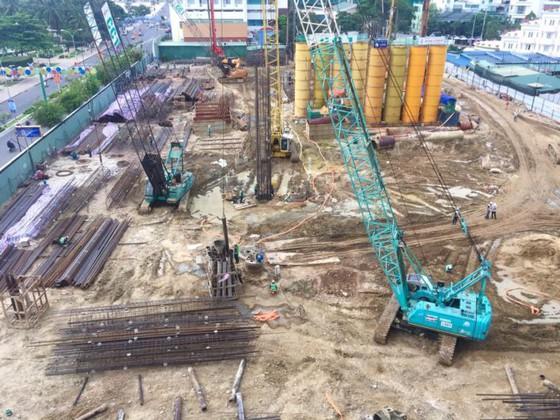 Nhà thầu dự án Tropicana Nha Trang bị cấm vào công trường