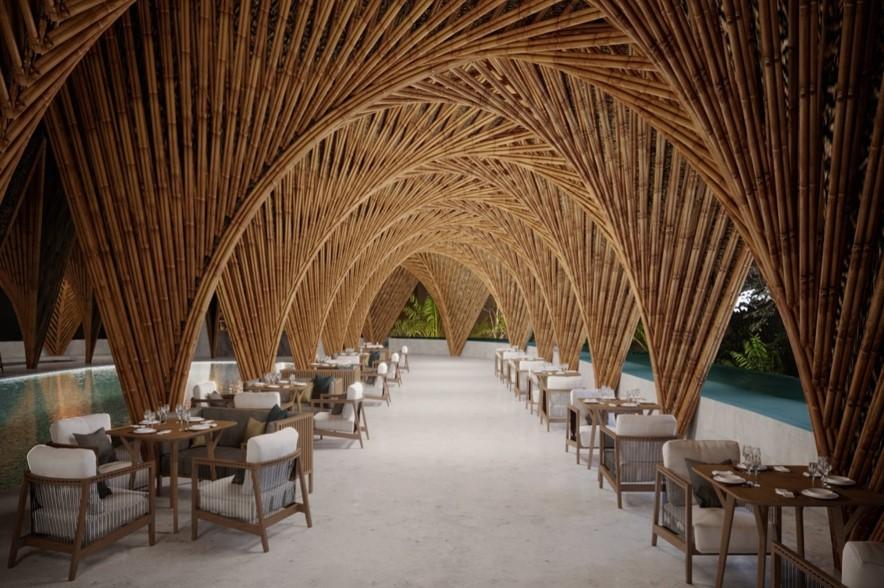 Tiện ích biệt thự Ivory Villas & Resort Hòa Bình