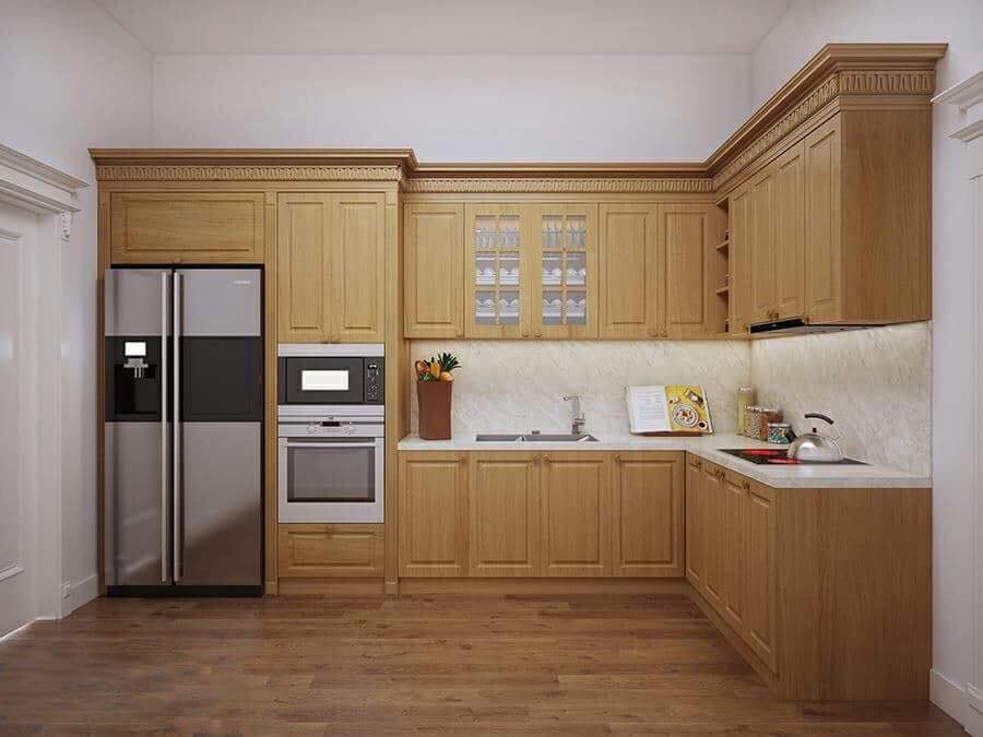 Ứng dụng nổi bật của gỗ Tần bì trong thiết kế nội thất