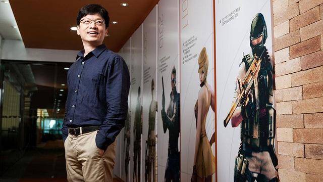 Kwon Hyuk-bin (4 tỷ USD, tăng 1,1 tỷ USD so với 2019):