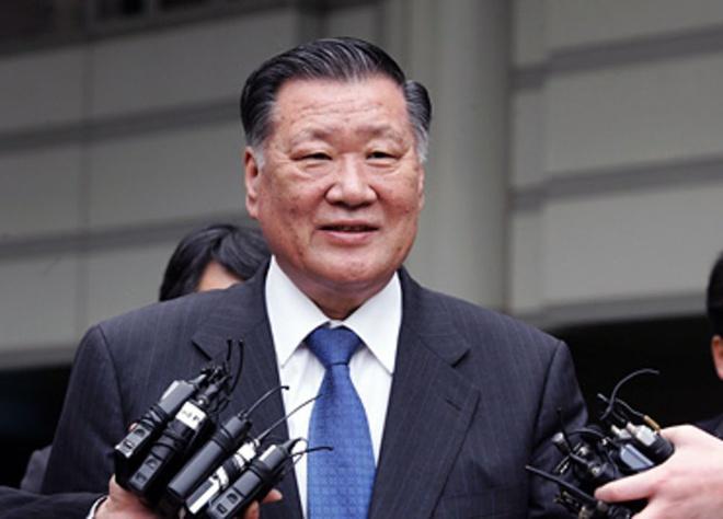 Chung Mong-koo (3,2 tỷ USD, giảm 1,1 tỷ USD so với 2019):