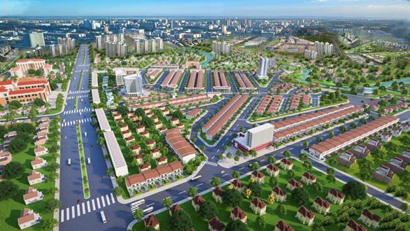 B-New Center: Kiến tạo khu đô thị thương mại mẫu tại Tân Phước - Đồng Xoài