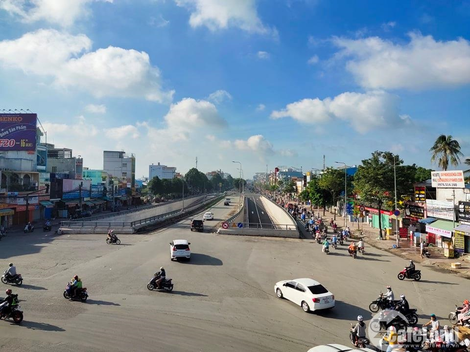 Tunnel of over VND 500 billion at the northwest gate of Ho Chi Minh City is about to open
